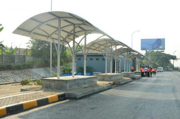 Photo of Jelang Musim Mudik, Jasa Marga Kebut Pembangunan Parking Bay