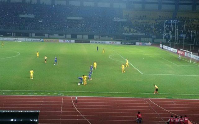 Photo of Satu Gol Marquee Player Bawa Bhayangkara FC Unggul di Babak Pertama Laga Hari Ini