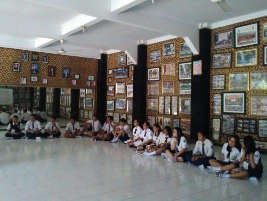 Pengenalan lingkungan sekolah, siswa baru