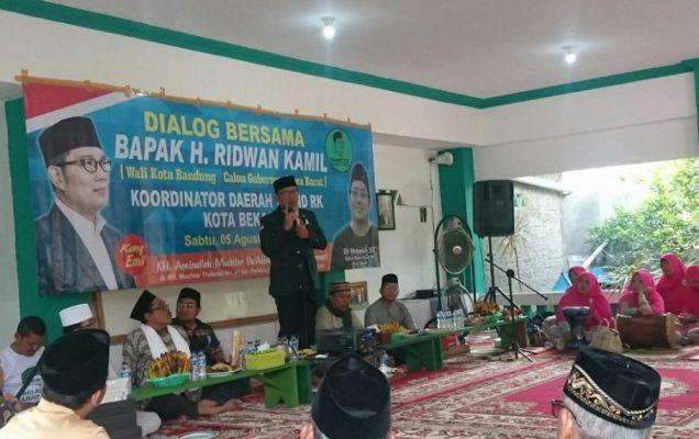 Photo of Berbekal Restu Sang Ibu, Ridwan Kamil Maju Terus ke Pilkada Jabar