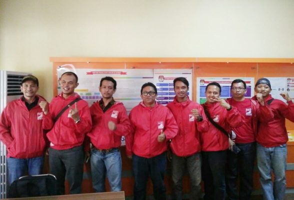 Photo of Lolos Kemenkumham, Partai Solidaritas Indonesia Audiensi ke KPUD Kota Bekasi