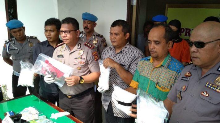 Photo of Polisi Gagalkan Penyelundupan Narkoba di Kualatungkal