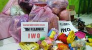 IWO Sulbar, anak-anak korban gempa