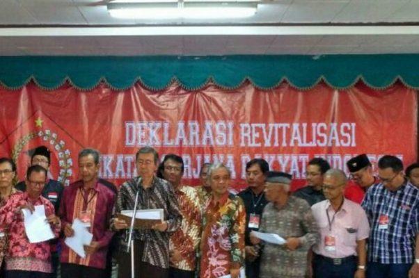 Photo of Ikatan Sarjana Rakyat Indonesia Bangkit Deklarasikan Revitalisasi