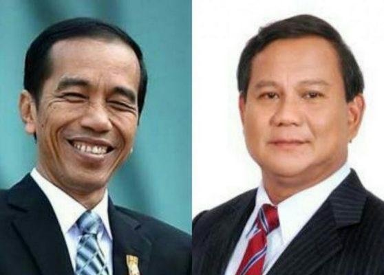 Photo of Jokowi dan Prabowo Masih Miliki Elektabilitas Teratas Versi Hasil Survei Median