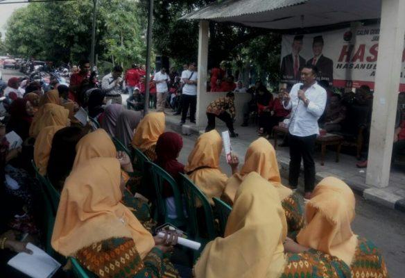 Photo of Calon Gubernur Jawa Barat Kang Hasan: Terkutuk Jika Menjadi Koruptor