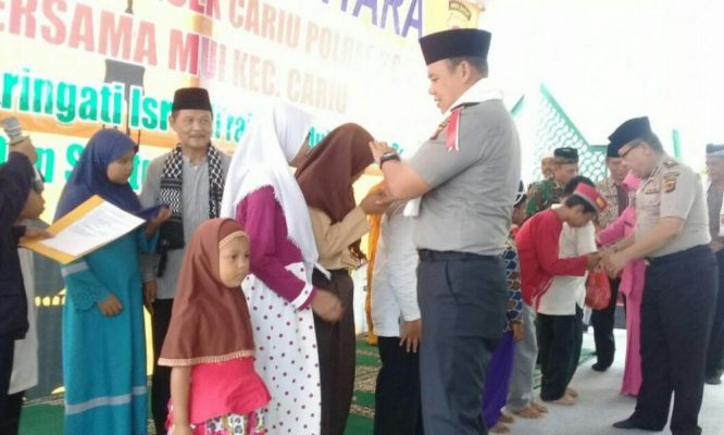 Photo of Kapolres Bogor Bentuk Satgas Nusantara sekaligus Hadiri Tabligh Akbar Polsek Cariu
