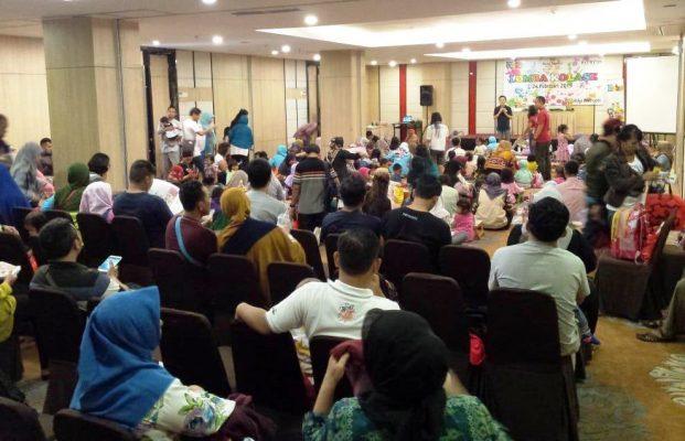 Photo of Kembangkan Kreativitas Anak, Hotel Santika Helat Lomba Mewarnai