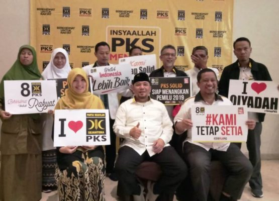 Photo of Panaskan Mesin Partai, DPD PKS Kota Bekasi Target 13 Kursi