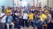 Ketua Pimpinan Kecamatan (PK) Partai Golkar Jatiasih Karya Ahmad, konsolidasi antar pengurus