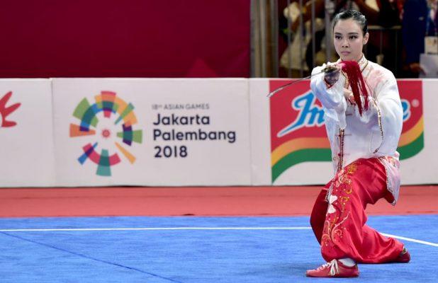 Photo of Medali Emas Kedua Disumbangkan Atlet Wushu Lindswell Kwok