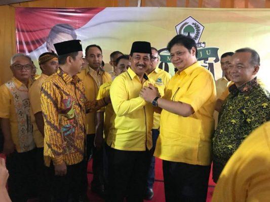Photo of Sebanyak 34 DPD Provinsi se-Indonesia Sepakat Munaslub Golkar