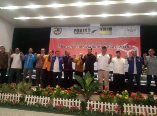Photo of Akademisi Nilai Koalisi Gemuk Petahana Kota Bekasi Tunjukkan Kekhawatiran