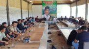 Lurah Ibeng, Pendamping Calon Bupati Bogor Ade Yasin