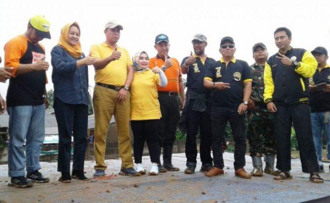 Photo of 2000 Pendukung Rahmat Effendi Helat Acara Mancing Ikan Bersama