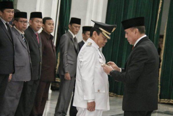 Photo of Baru Dilantik, Pj Wali Kota Bekasi Belum Tentu Sampai 20 September