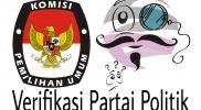 Pendaftaran Calon Wali Kota Bekasi, Verifikasi partai politik oleh KPU
