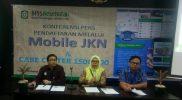 Kepala BPJS kantor Cabang Bekasi Siti Farida Hanoum