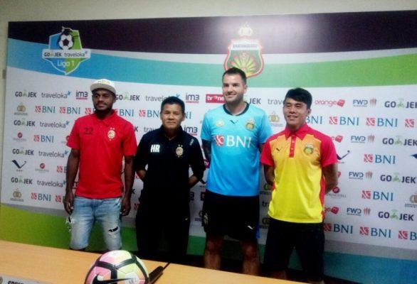 Photo of Menang di Palembang, Bhayangkara FC Siap Taklukkan Kembali Sriwijaya di Bekasi