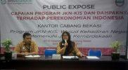 Siti Farida Hanoum, JKN-KIS BPJS