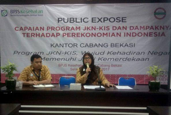 Photo of Hingga Juni 2017, Peserta JKN-KIS di Bekasi Mencapai 46,9 Persen