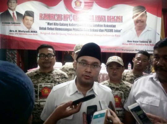 Photo of Demokratis, Anggawira Dapat Rekomendasi Calon Walikota Bekasi