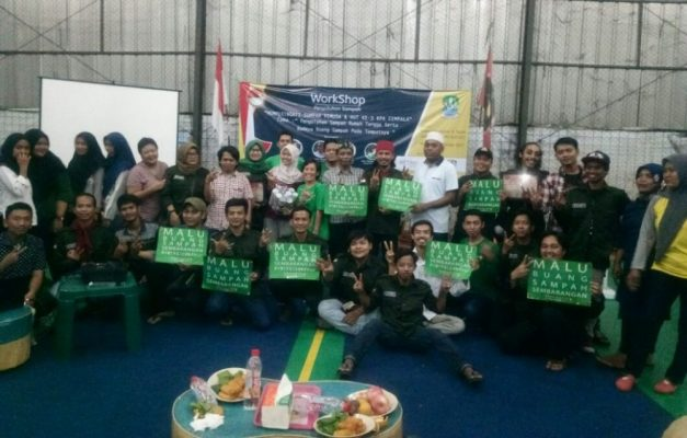 Photo of Workshop Penyuluhan Sampah, KPA Cempala Gandeng Pegiat Lingkungan