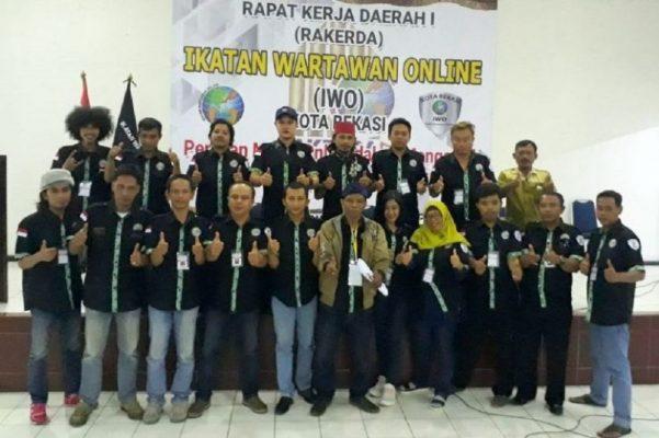 Photo of Perdana, Rakerda IWO Kota Bekasi Jadi Pilot Project di Seluruh Indonesia