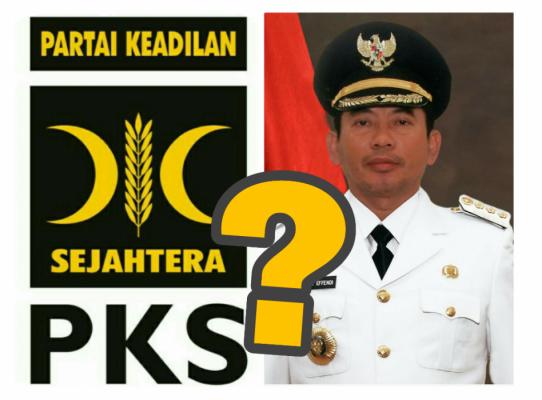 Photo of Tak Hadiri Penyerahan SK, Rahmat Effendi Bisa Bertarung dengan PKS