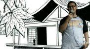 Ronald Mula Yansen gagas pendirian Rumah Sejarah Kampung Sawah.