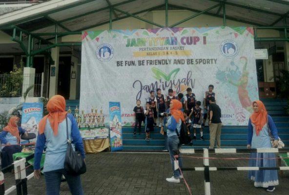 Photo of Siswa SD Islam Al Azhar se-Jabodetabek Ikuti Pertandingan Basket di Bekasi