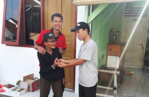 Photo of Senang Sekali, Sarmilih Dibantu Bedah Rumah Meski Tanpa Program Rutilahu