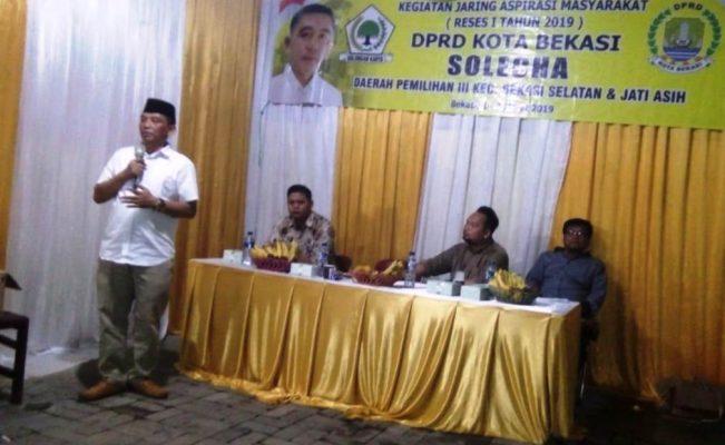 Photo of Serap Aspirasi Pemuda, Solecha Dorong Kiprah Pemuda dalam Pembangunan