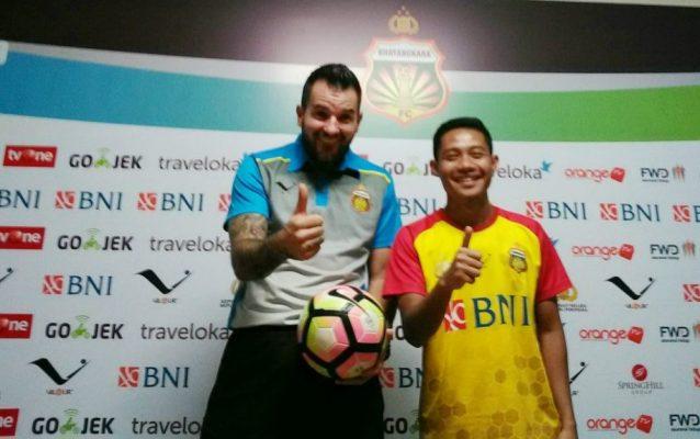 Photo of Lawan Bali United Besok, Evan Dimas: Bhayangkara FC Harus Menang