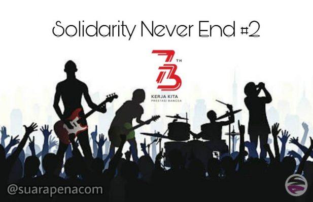 Photo of Solidarity Never End #2 Ajak Pemuda Teruskan Perjuangan Bangsa