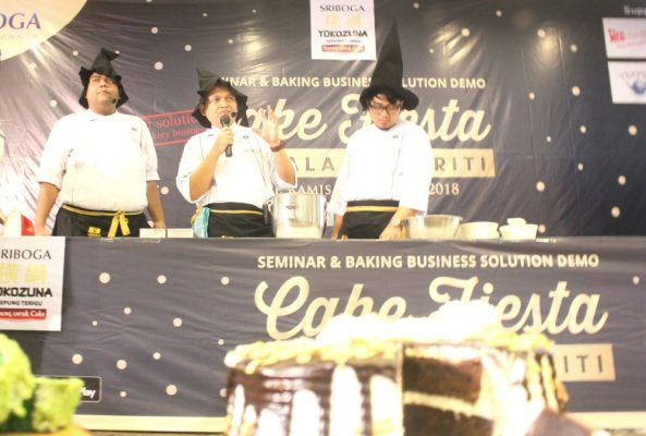 Photo of Sriboga Flour MilL Helat Seminar and Baking Business Solution Demo