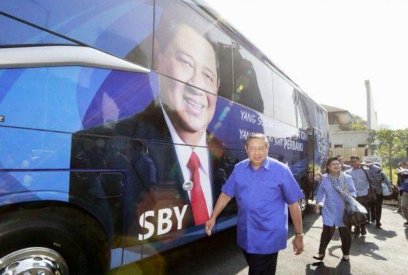 Photo of Helat Kegiatan Tour de Jabar, SBY Serap Aspirasi Masyarakat Jawa Barat