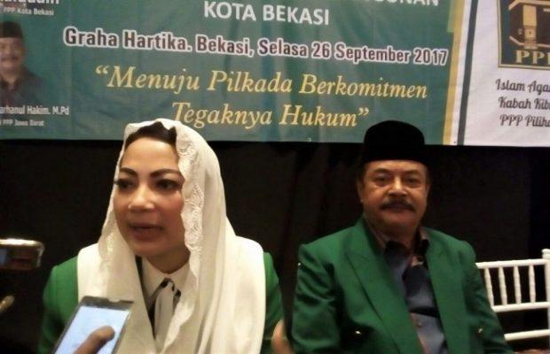 Photo of Soal Selisih Internal PPP, Triana: Hanya DPP PPP Kubu Djan Faridz yang Sah