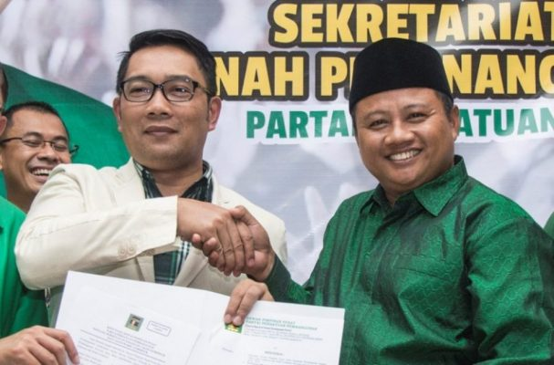Photo of Anwar Sanusi: Potensi Duet Ridwan Kamil – Uu di Pilgub Jabar 2018 Makin Kuat