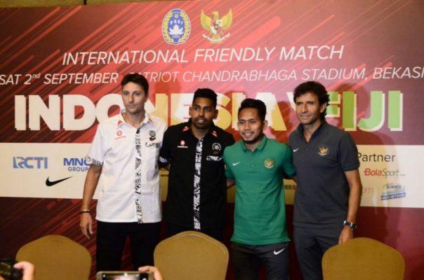 Photo of Melawan Fiji Besok, Indonesia Ingin Tampilkan Permainan Bola yang Indah