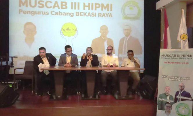 Photo of Terpilih Sebagai Ketua Umum HIPMI, Ini Langkah Yogi Kurniawan