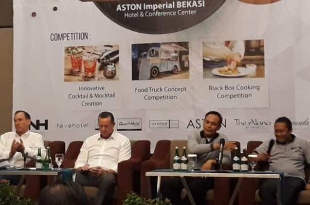 Photo of Festival Kuliner Archipelago International Ditutup di Hotel Aston Imperial Bekasi