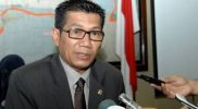 Ketua Pansus Hak Angket KPK Agun Gunandjar Sudarsa