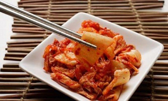 kimchi adalah