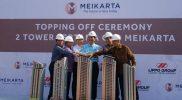 kawasan ekonomi khusus, Meikarta- topping 2 tower