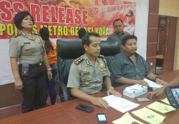 Photo of Pencuri Berkedok Pembantu Rumah Tangga Ditangkap Polisi di Bekasi