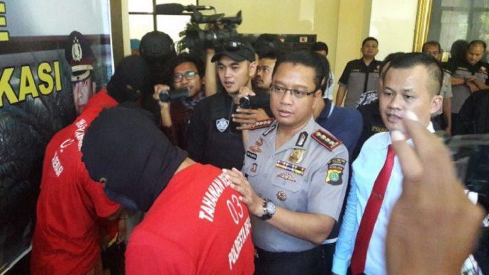 Photo of Komplotan Penjahat Spesialis Kawasan Industri di Bekasi Dibekuk Polisi